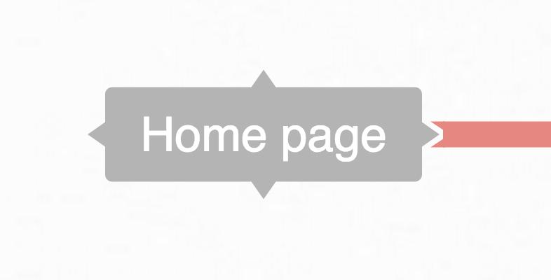 SEO utilise Coggle pour travailler sur la hiérarchie des sites Web